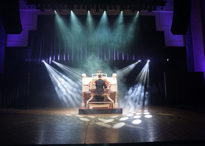 The Troxy Wurlitzer