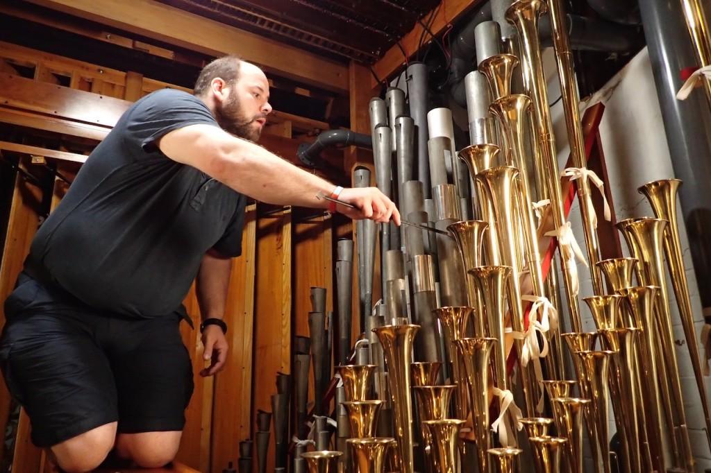 Robert Rowley tuning pipes
